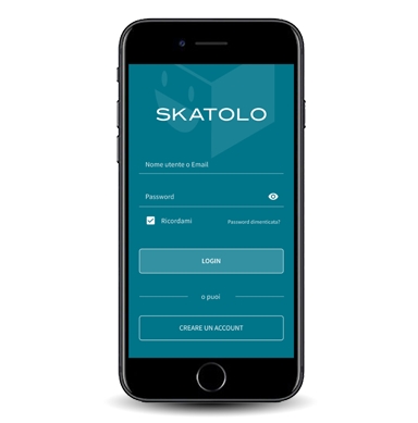 Download App Skatolo step1